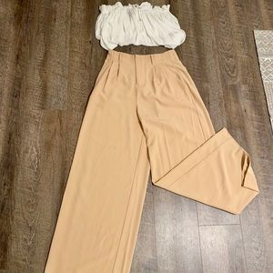 Women's tan pants